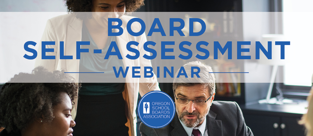 Board Self-Assessment Webinar