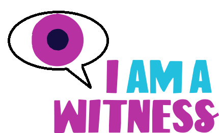 I Am A Witness logo