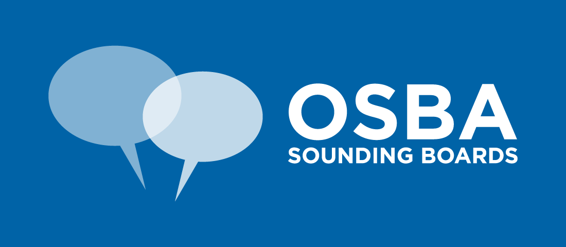 OSBA Sounding Boards logo