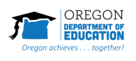 Oregon Dept. of Education logo