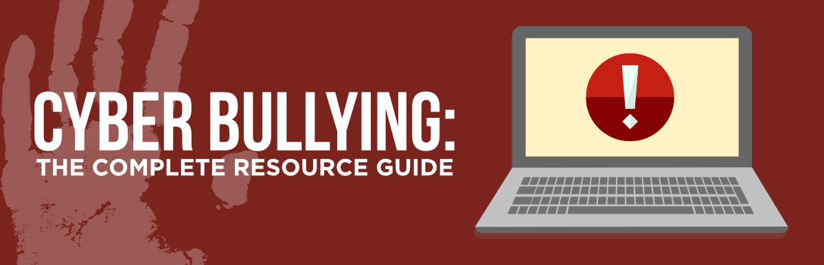 "Graphic for ""Cyberbullying: The Complete Resource Guide"""