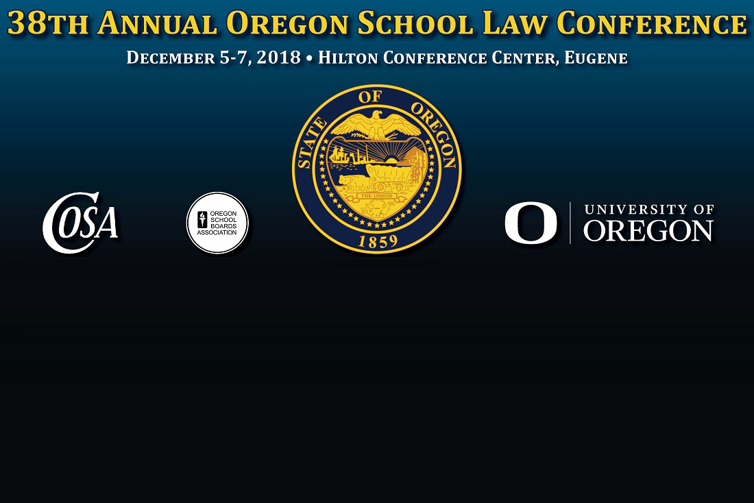 school law conference banner