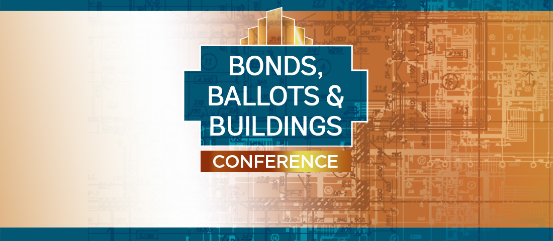 Bonds, Ballots & Buildings Conference logo