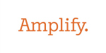 This is an image of Amplify - logo