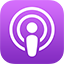 icon for apple podcasts