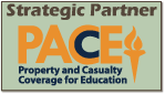 This is an image of the PACE logo.